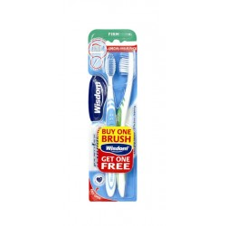 Wisdom Toothbrush Twin Pack Firm